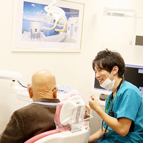 根の治療、歯周病治療の重要性について